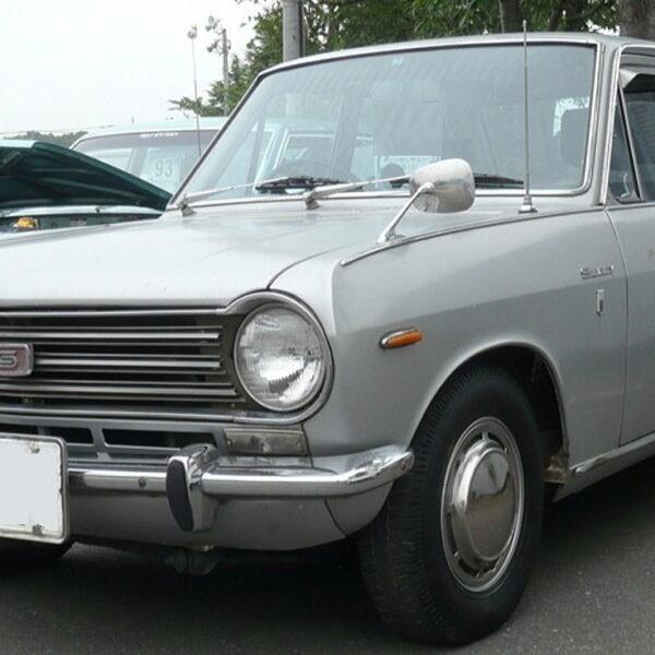 愛車遍歴-初代の車